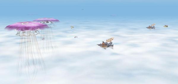 "Подробный обзор MMORPG ""Fly2Sky"""