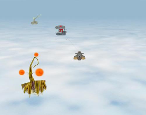 """Подробный обзор MMORPG """"Fly2Sky"""" (Фото 2)"""