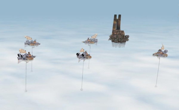 """Подробный обзор MMORPG """"Fly2Sky"""" (Фото 5)"""